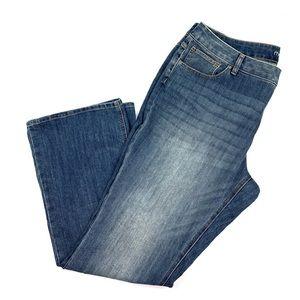 Maurices Mid Rise Denim Flex Bootcut Jeans NWT